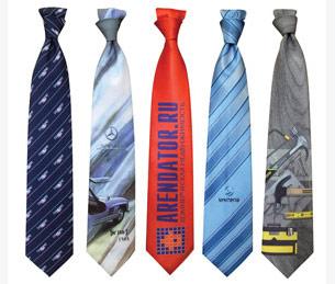 Изготовление и производство галстуков