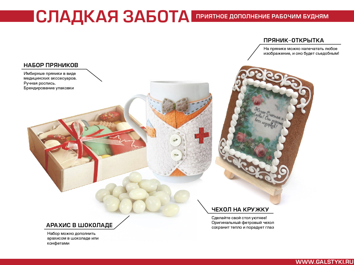 Оригинальные подарки к дню медика своими руками